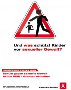 83 Plakat sexuelle Gewalt
